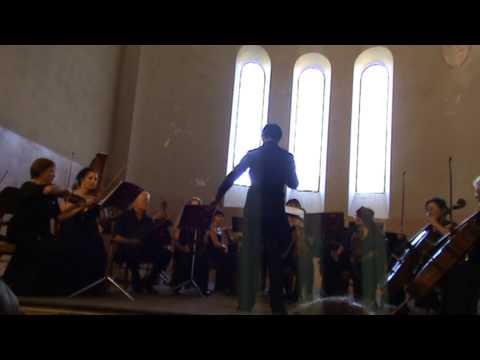 Государственный камерный оркестр Республики Абхазия. Альбинони. Адажио.
