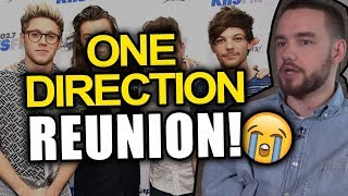 ONE DIRECTION REUNION? 😱 | #OneDirectionReunion | 1D News