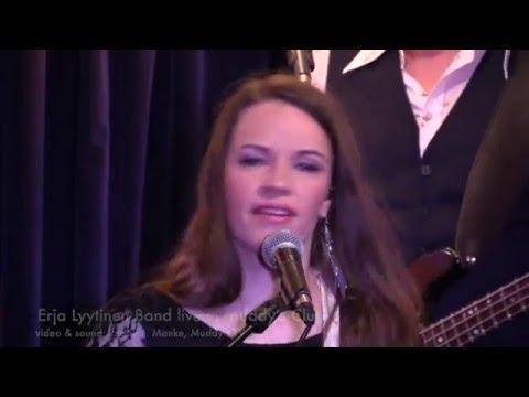 Erja Lyytinen Band - Muddys Club Weinheim