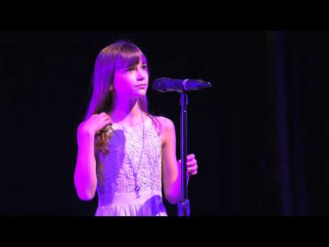ONCE UPON A TIME – BROOKLYN performed by JOSLYN at Open Mic UK music competition