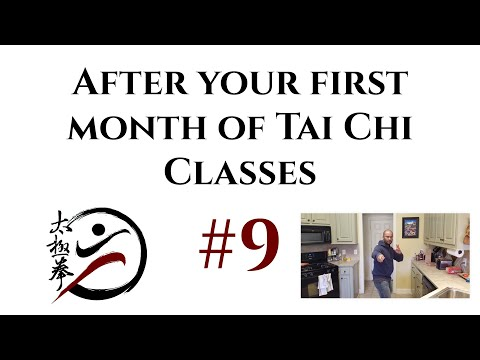 After Your First Month of Tai Chi Classes (#9)