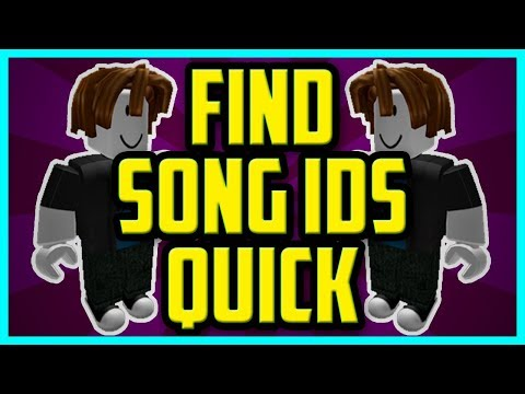 How To Find Song Ids On Roblox 2018 Quick Easy How To Find