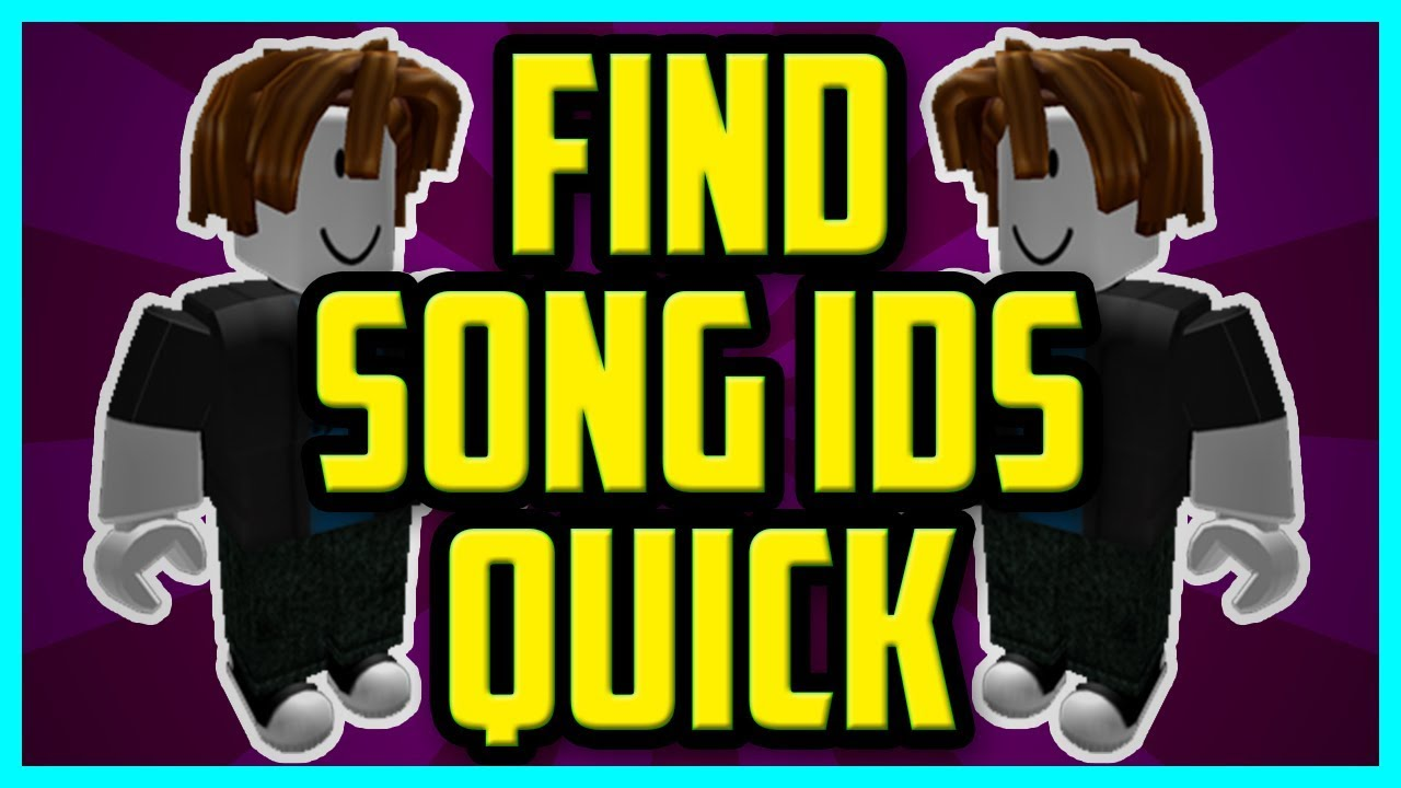 How To Find Song Ids On Roblox 2018 Quick Easy How To Find Music Ids In Roblox Pc 2018 - roblox 3 song codes for boomboxes youtube