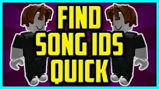 How To Find Song IDs On Roblox 2018 (QUICK & EASY) - How To Find Music IDs in Roblox PC 2018