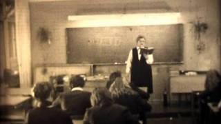 Уроки 1983 год(Это фильм, снятый Александром Цветковым (выпуск 1985 года, vk.com/astsvetkov) для дней отрытых дверей в 30-ке. Как я рад,..., 2011-10-20T22:07:25.000Z)