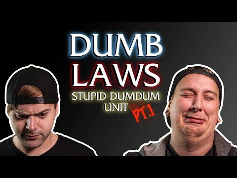 Dumbest Laws Of All Time!