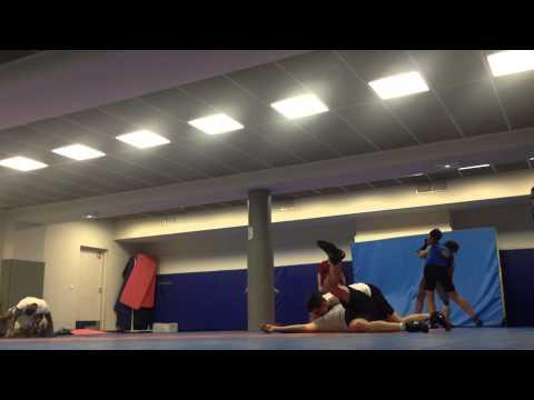 lutte au club paris lutte olympique seance tres free