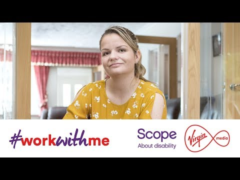 Lauren's story - Work With Me employment campaign