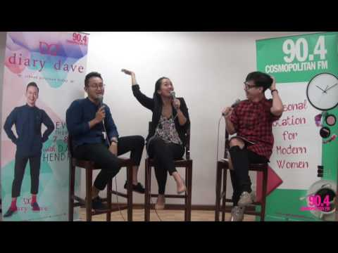 Diary Dave with Vicky Harahap & Rachel Tampubolon - The Amazing Race Asia