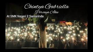 Download Chintya Gabriella - Percaya Aku (TERACOMESUNS HUT SMK NEGERI 2 SAMARINDA KE-50) | COVER MUSIC STUDIO