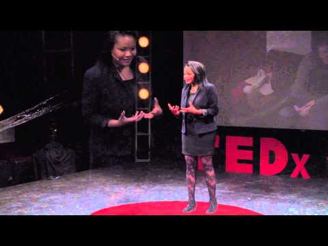 Unpacking My Baggage: Re-framing Racial Identity | Abbi Van Hook | TEDxNorthCentralCollege