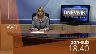 VTV Dnevnik najava 15. lipnja 2018.