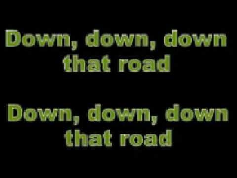 Kenny Chesney - Down The Road (LYRICS)