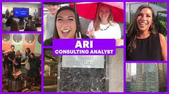 A Day in the Life of Accenture Consultants