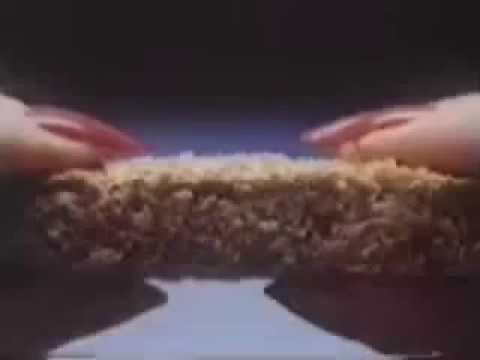 1981 Weetabix Cereal Here's One Advert