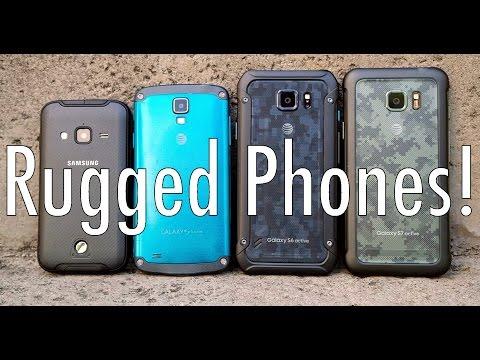 IP68? Mil-Spec? Rugged phone standards defined! | Pocketnow