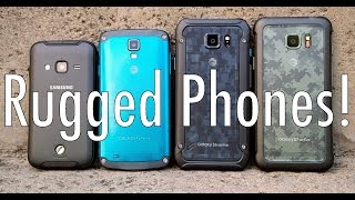 IP68? Mil-Spec? Rugged phone standards defined! | Pocketnow