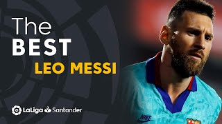 TOP 25 GOALS Lionel Messi in LaLiga Santander