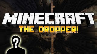 Minecraft: The Dropper #2 FINALE!  w/SOMEONE SPECIAL!
