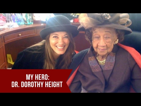 How to Be a World Changer | Dorothy Height Tribute