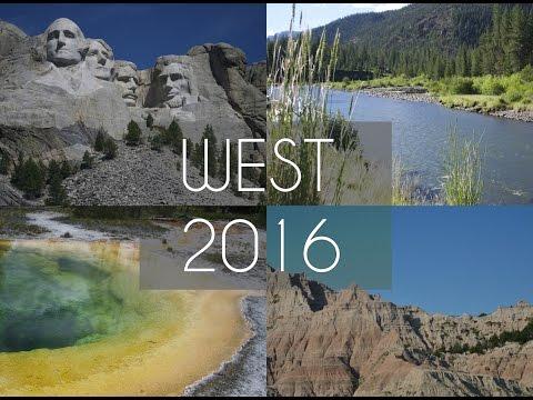 West 2016 Travel Log