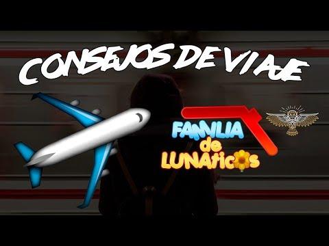 CONSEJOS PARA VIAJES A EUROPA/ VIAJE EN TREN - #FamiliaDeLunaticos