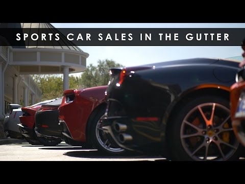 Sports Cars are Not Selling - Look in the Mirror