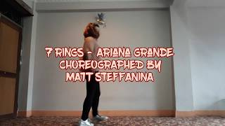 ARIANA GRANDE - 7 RINGS | Matt Steffanina & Tati McQuay Dance Choreography Dance Cover | NEPAL|