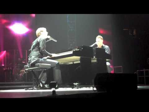 Kris Allen, Adam Lambert, Hey Jude, Don't Stop Believin' Glendate, AZ 072009