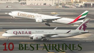 Top 10 Airlines in the world For 2020