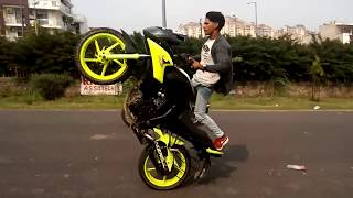 Best Bike Stunts In India || 2017
