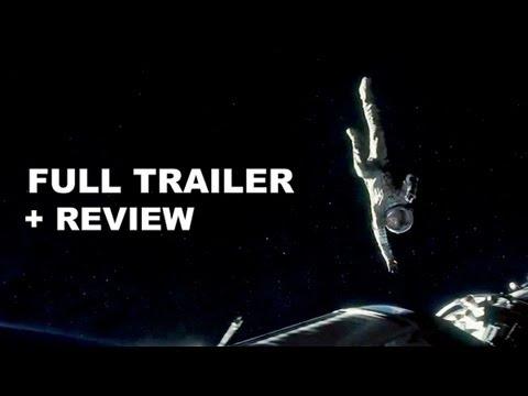 Gravity Official Teaser Trailer 2013 + Trailer Review – Sandra Bullock, Alfonso Cuaron : HD PLUS