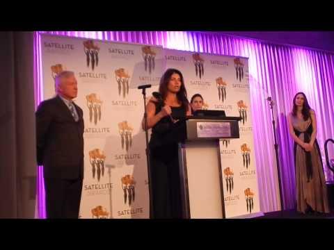 Still Alice Acceptance Speech @ Satellite Awards