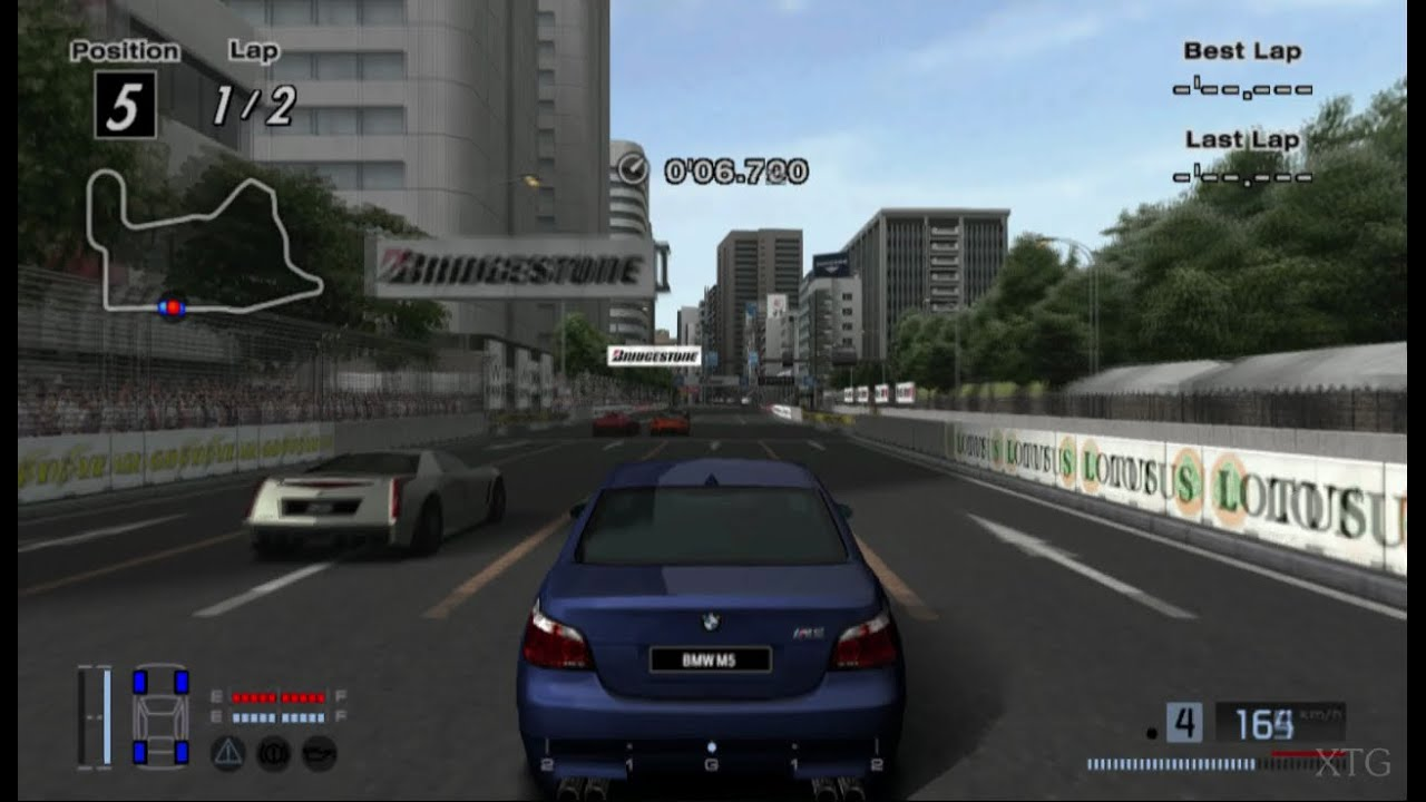 gran turismo 4 bmw m5 39 05 ps2 gameplay hd youtube. Black Bedroom Furniture Sets. Home Design Ideas