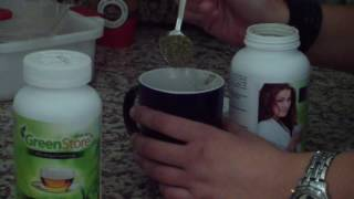 Weight Loss Green Store Tea Review Video