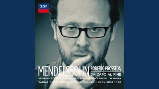Mendelssohn: 6 Kinderstücke op.72 - 3. Allegretto