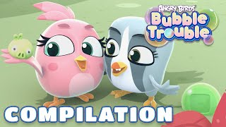 Angry Birds Bubble Trouble | Ep 1-5