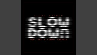 Slow Down (Clean) (feat. The Team)