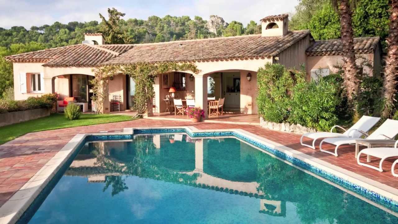 Villa proven ale vendre villefranche sur mer vue mer for Piscine villefranche