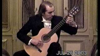 Pictures at an Exhibition - Modest Mussorgsky -Antonio rioseco Guitar  Part1