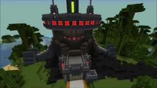 Tekkit Build Showcase - Geothermal Power Plant