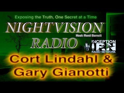 Cort Lindahl & Gary Gianotti - Rhode Island's Newport Tower - NightVision Radio