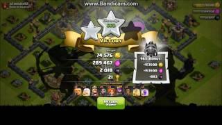 Clash of Clans Champions League 2000 Gems Achievement