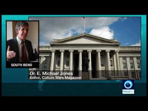 Rogue group orchestrated Iran sanctions: E. Michael Jones on PressTV