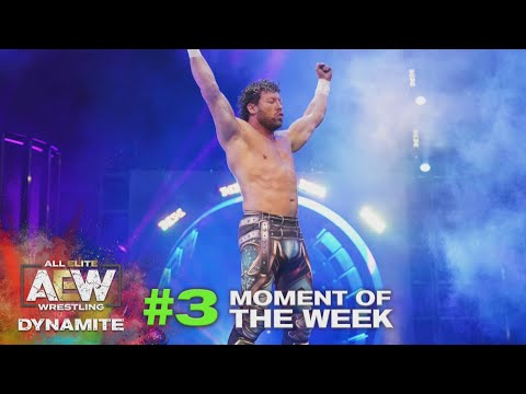 Kenny Omega's Stunning New Entrance - Who Moved on in the Tournament   AEW Dynamite, 10/21/20