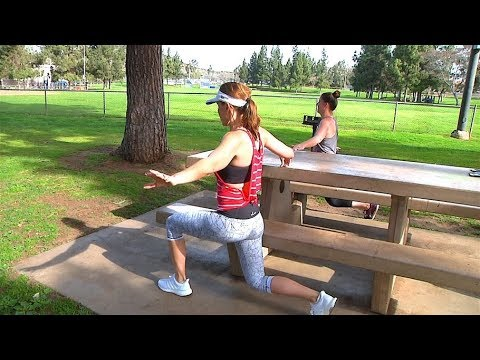 **Free Class** Soccer Mom 2 A Playground Workout for Moms (Park Workout for Busy Moms)