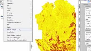 Basic Processing Techniques - SAGA GIS