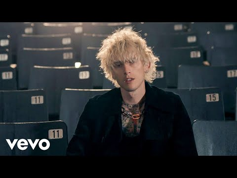 Machine Gun Kelly, Halsey, Blackbear ft. Trippie Redd & Iann Dior - Downfalls High