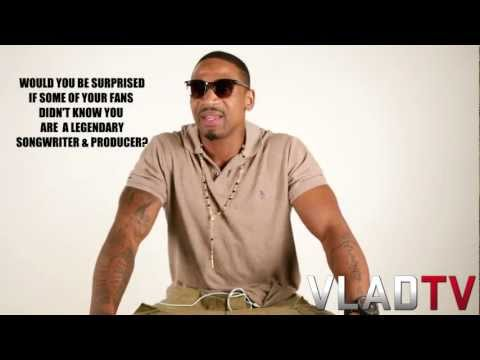 Stevie J Names Top 5 Artists He's Worked With