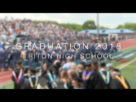 Triton HS Graduation 2018